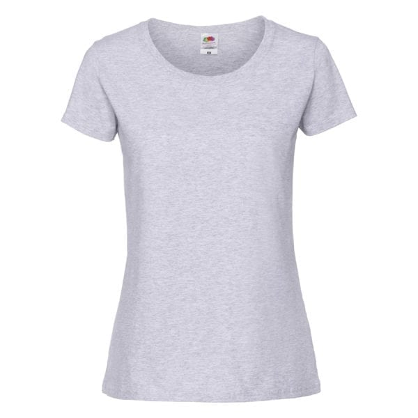 Ladies Ringspun Premium T-shirt
