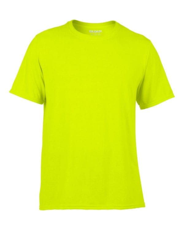 Personalised Performance T-Shirt - Gildan