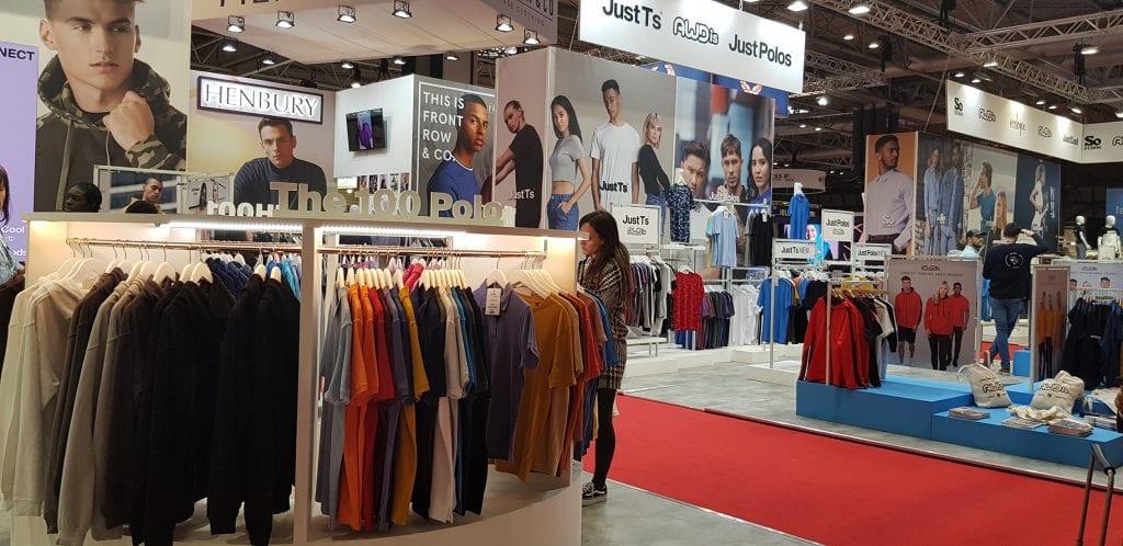 Printwear Tradeshow AWDis