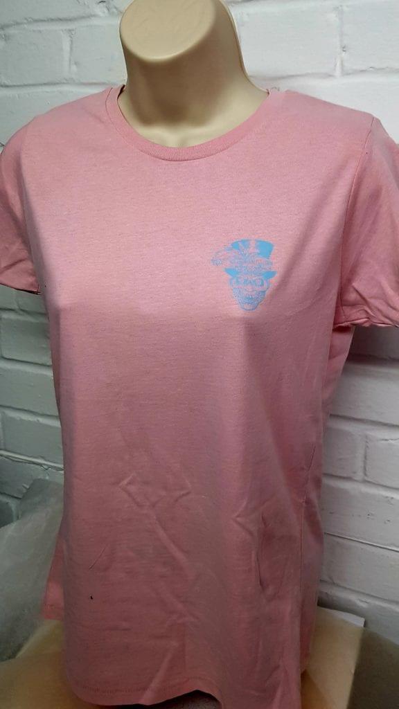 Sk8 or Die orgain lady T-shirt
