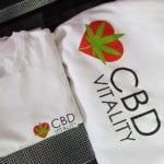 CBD Vitality Organic Hoodie and T-shirts