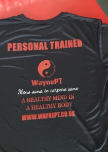 Personal Training Tops